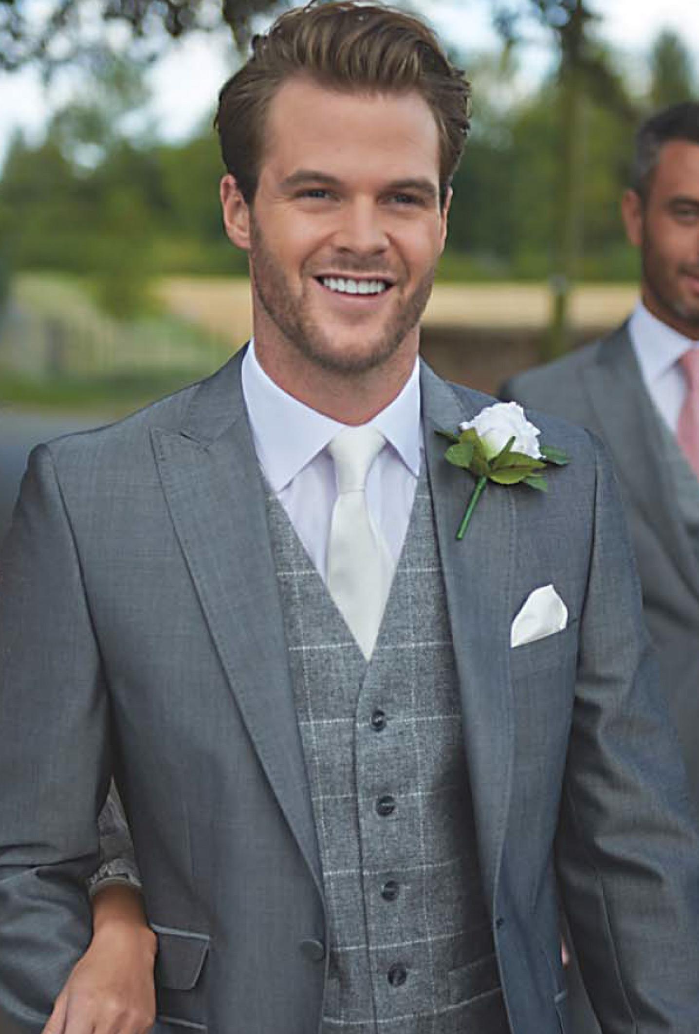 Knighton Wedding Suit Hire