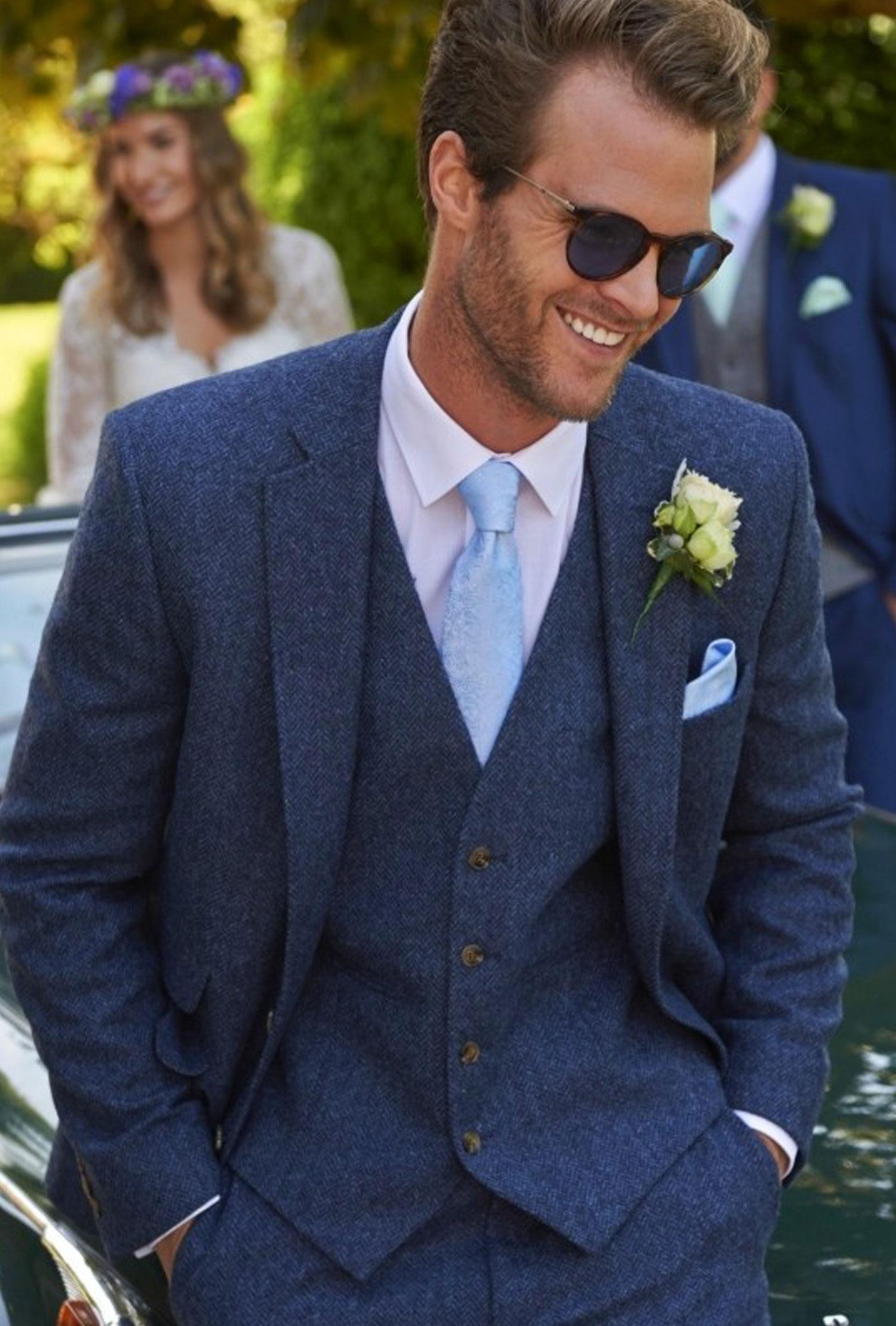 Shrewsbury wedding suit hire