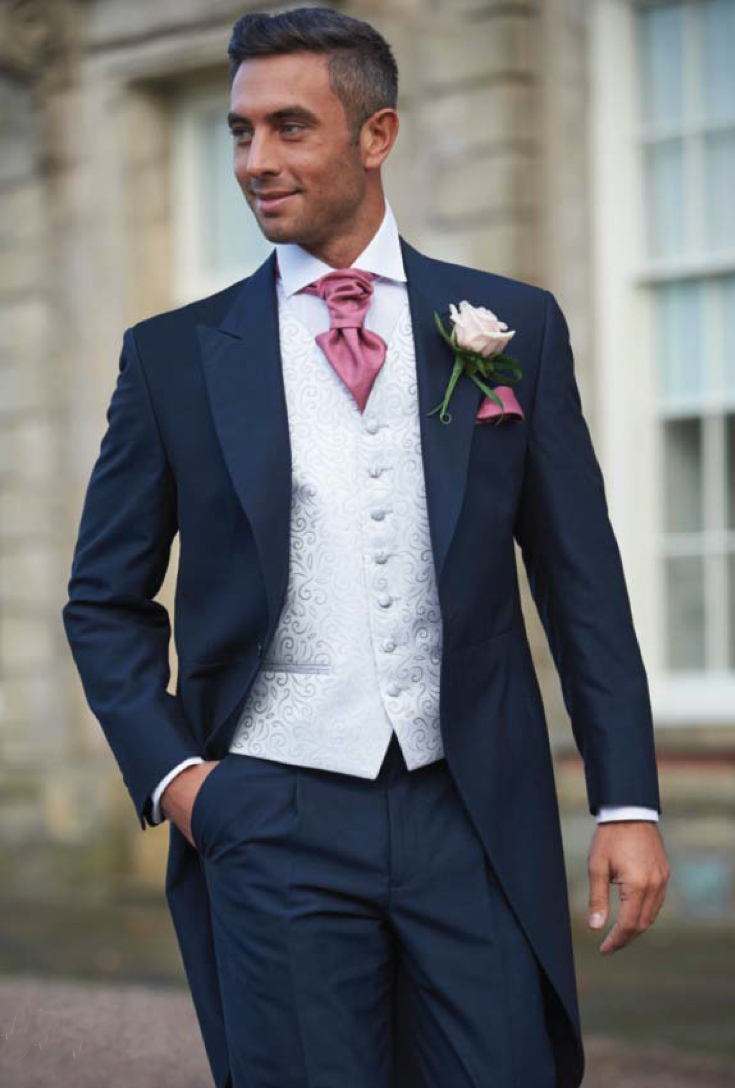 Forton Wedding Suit Hire