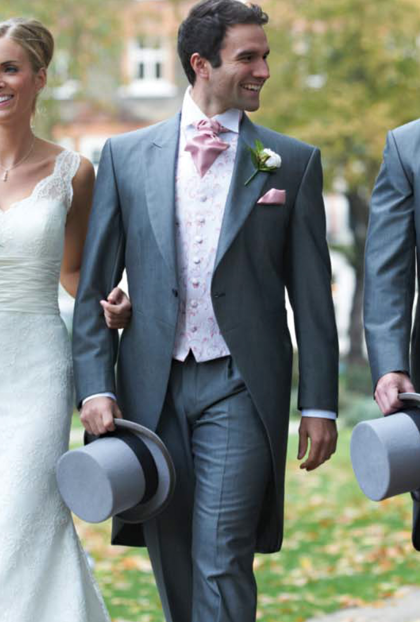Hinstock Wedding Suit Hire